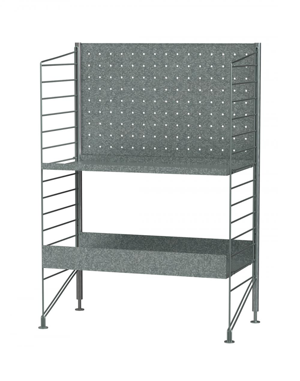 Shelving system - outdoor