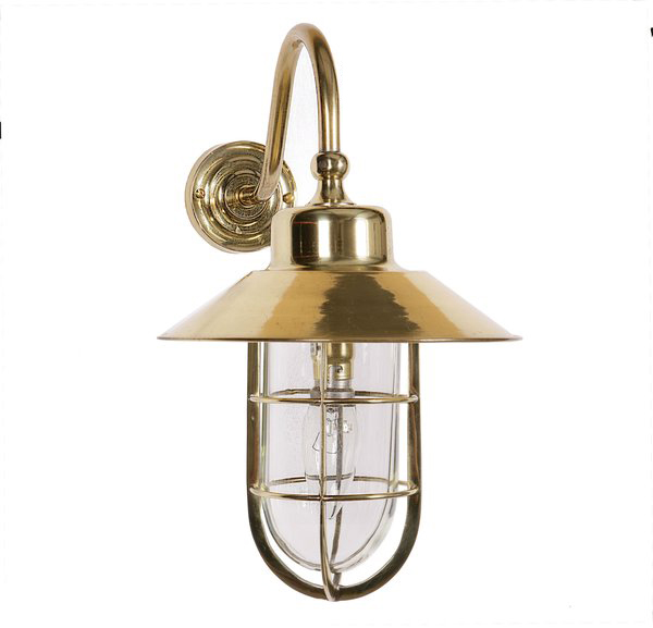 Wheelhouse wall light