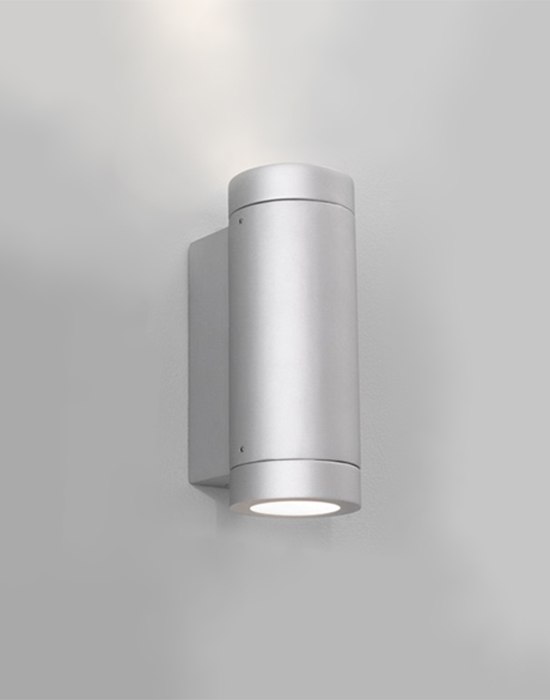 Porto Plus exterior pillar light