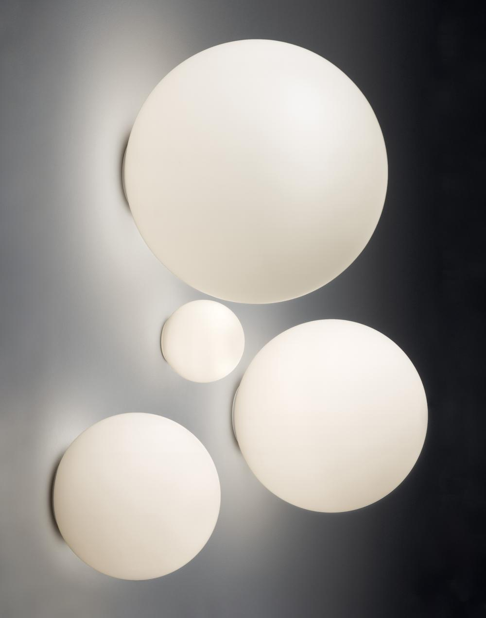 Dioscuri wall / ceiling light