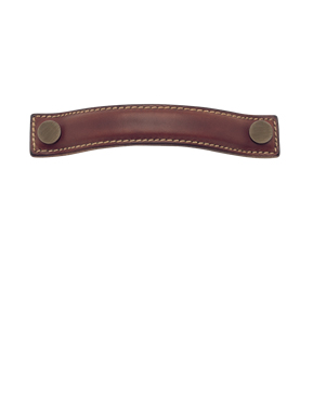 Leather bow handle - Medium
