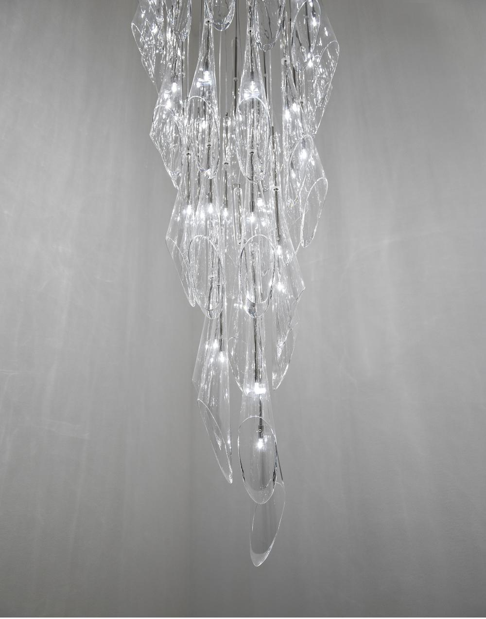 Calle 35 cluster pendant