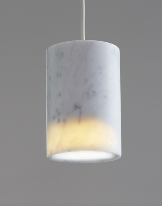 Solid pendants - Marble